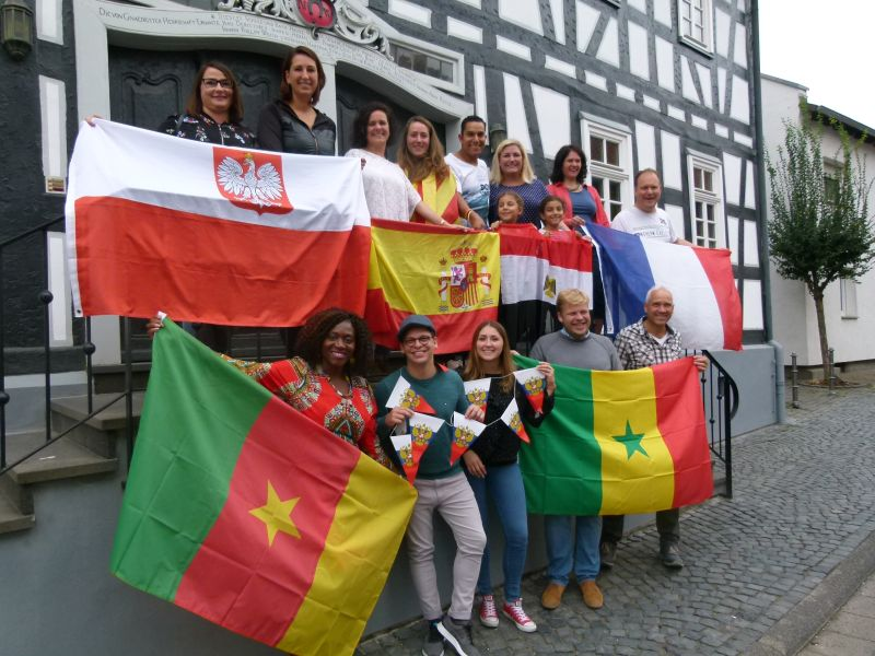 Internationales Strassenfest