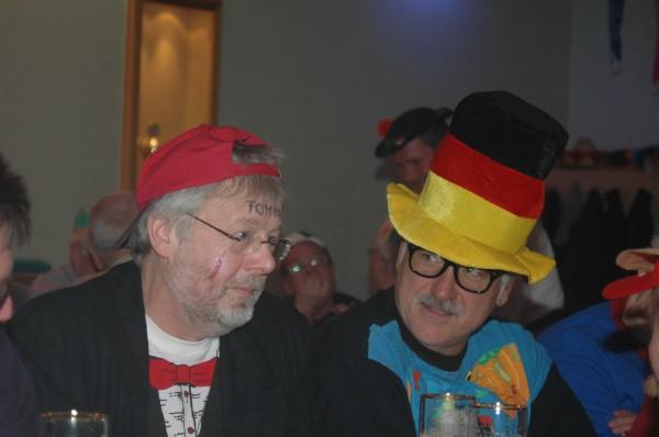 n�rrische Singstunde 2009